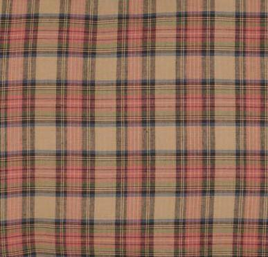 Crosswoods Plaid Fabric