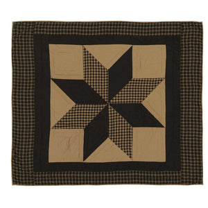 Dakota Star Quilted Throw / Wallhanging