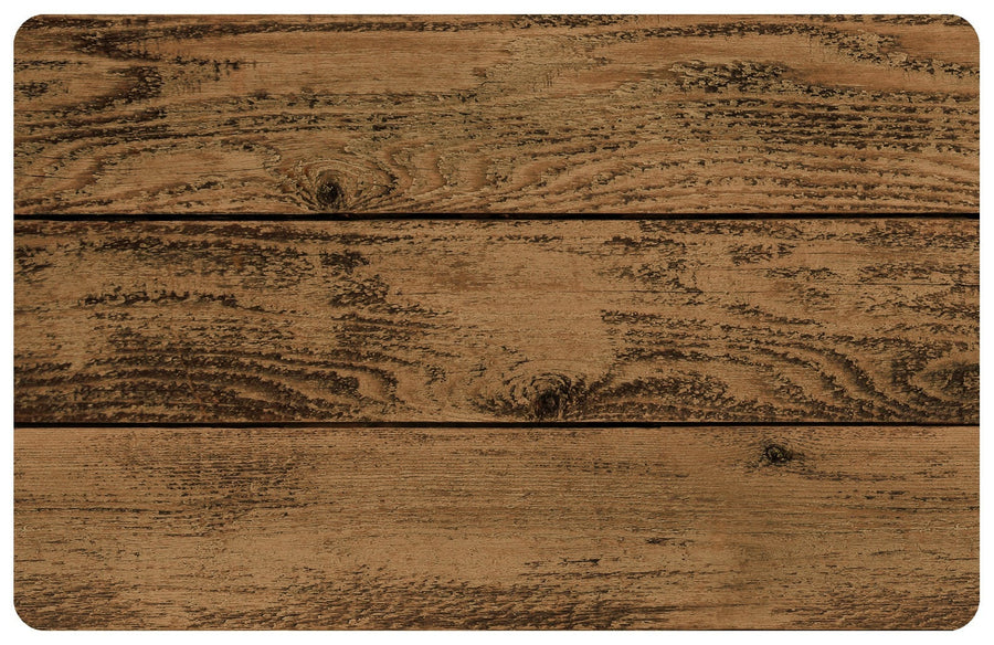 Darkside Timber Faux Wood Rug