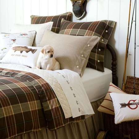 Deerfield Duvet Cover - Retro Barn Country Linens