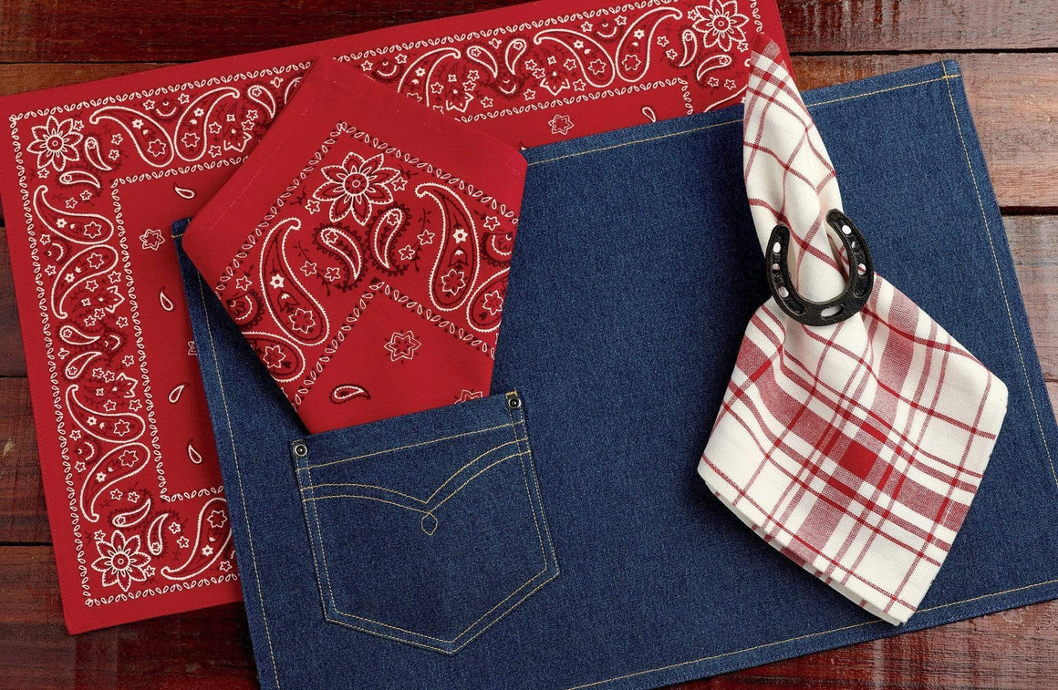 Denim Placemat Set of 2