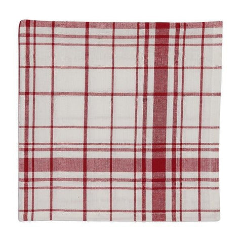 Down Home Plaid Napkin Set