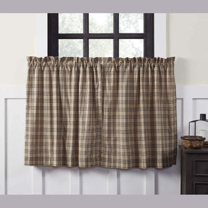 Sawyer Mill Charcoal Plaid Tier Set