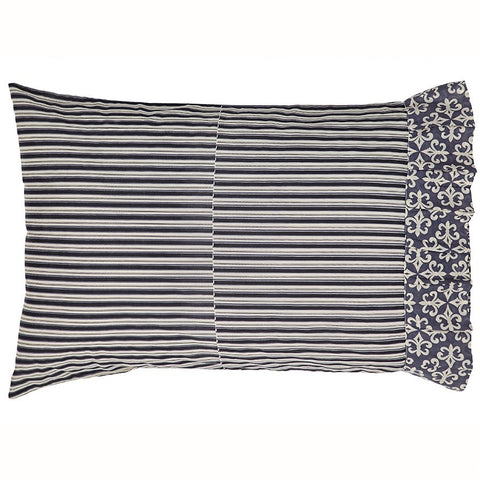 Elysee Pillow Case Set - Retro Barn Country Linens
