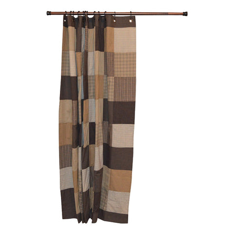 Fieldstone Shower Curtain
