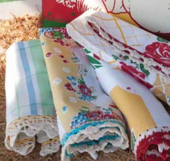 Fresh Fruit Towel Set - Retro Barn Country Linens - 3