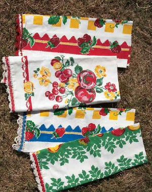Grandma's Kitchen Towel Set