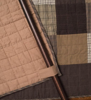 Fieldstone Mini Quilt - Table Topper/ Wall Hanging