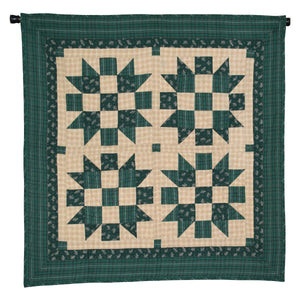 Hannah Mini Quilt - Table Topper/ Wall Hanging