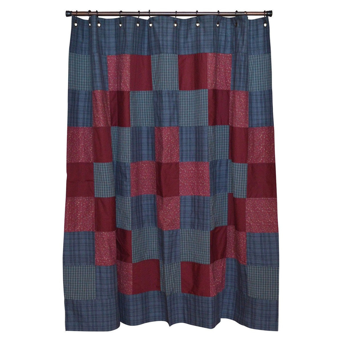 Huckleberry Hill Shower Curtain