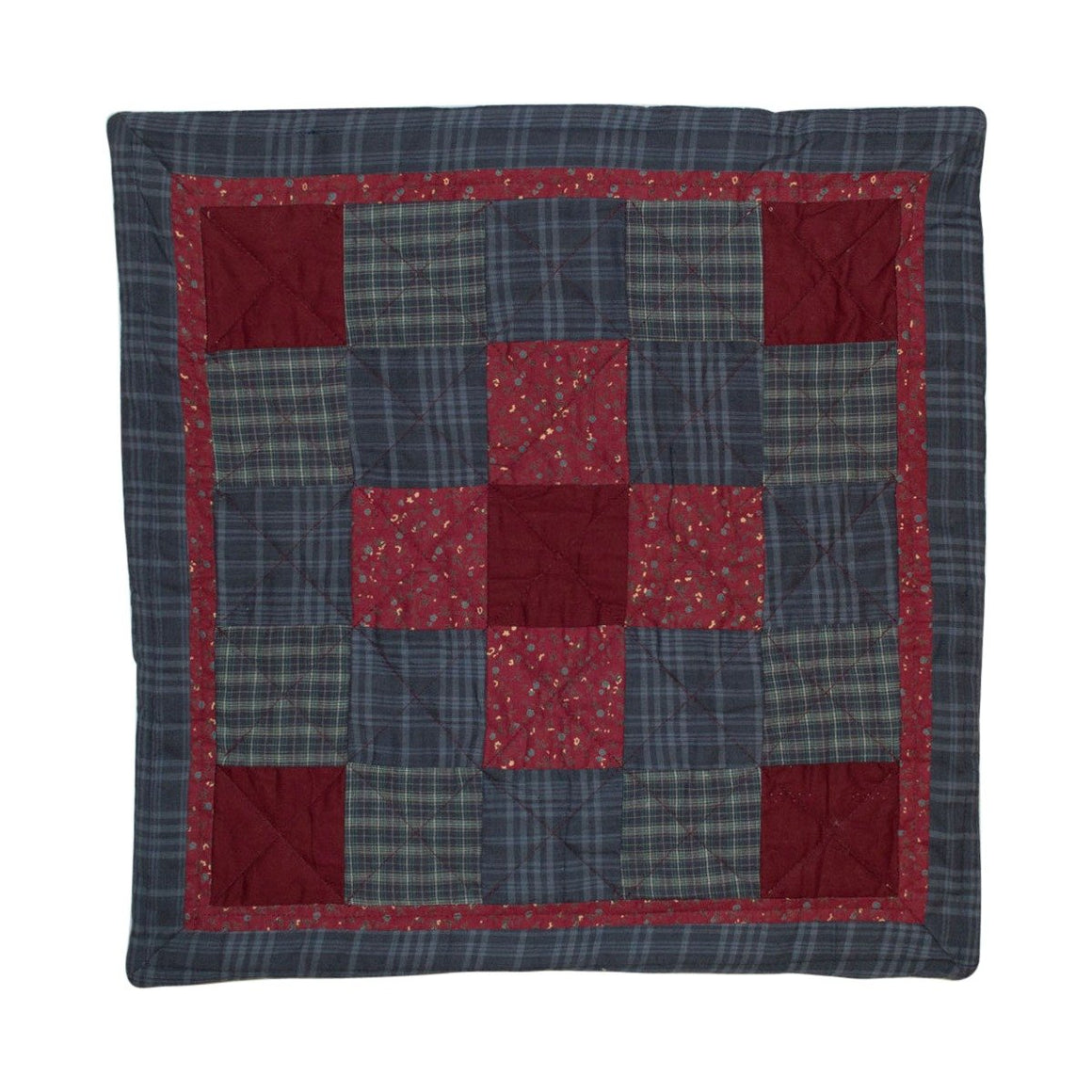 Huckleberry Hill Toss Pillow