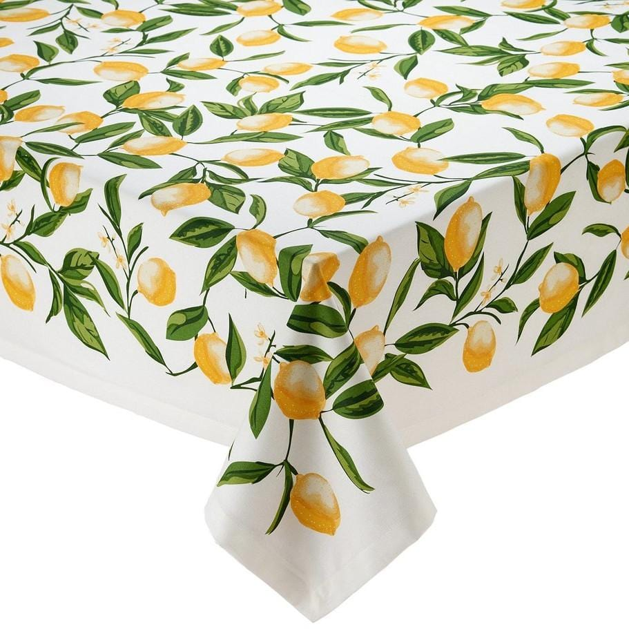Lemon Bliss Tablecloth