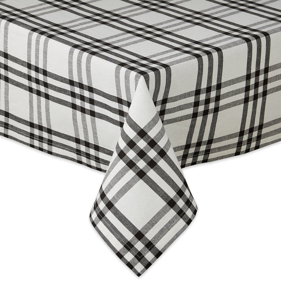 Homestead Plaid Tablecloth