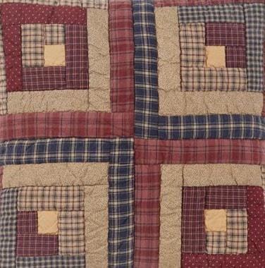 Millsboro Quilt - Retro Barn Country Linens - 4