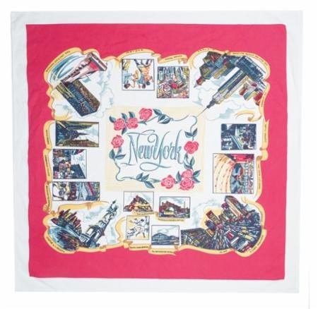New York City Tablecloth - Retro Barn Country Linens