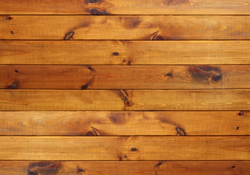 Pine For Home Faux Wood Rug