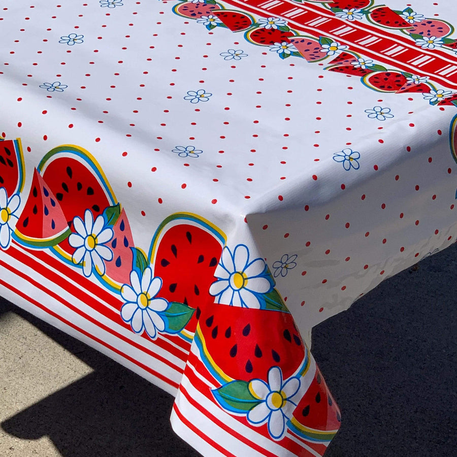 Reunion Oilcloth Tablecloth