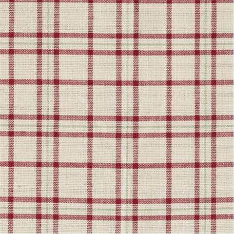 "Tacoma Bedskirt 16"" - Retro Barn Country Linens - 2"