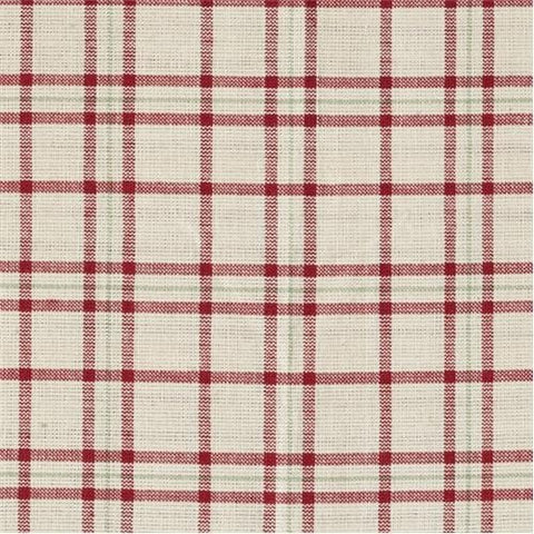Tacoma Prairie Curtain - Retro Barn Country Linens - 2