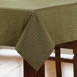 Etonnant Tea Cabin Rectangle Tablecloth   Retro Barn Country Linens   1 ...