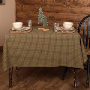 Tea Cabin Rectangle Tablecloth