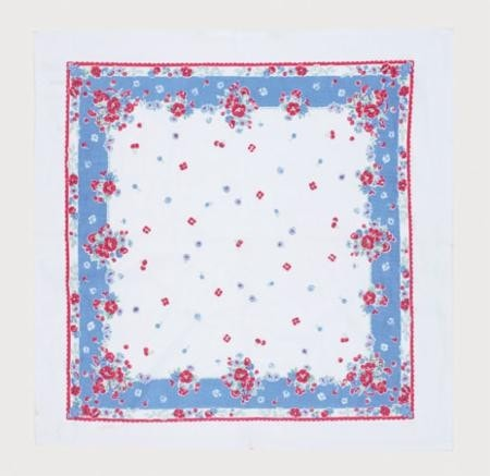 Very Berry Napkin Set - Retro Barn Country Linens