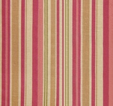 Vienna Rose Stripe Euro Sham - Retro Barn Country Linens - 2