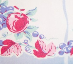 From The Vine Tablecloth - Retro Barn Country Linens - 3