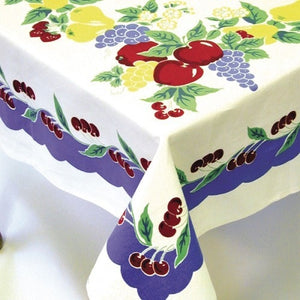 Vintage Cherries Tablecloth