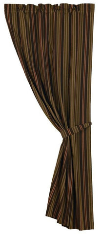 "Wilderness Ridge 84"" Curtain Panel - Retro Barn Country Linens - 2"