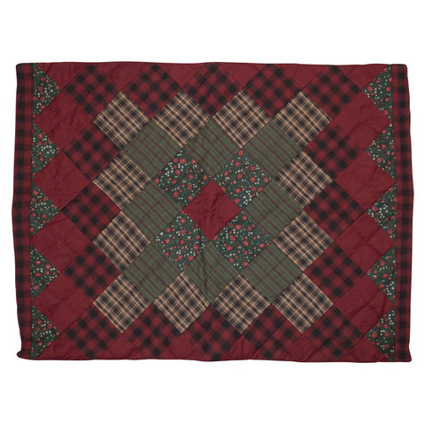 Winterberry Pillow Sham by Retro Barn