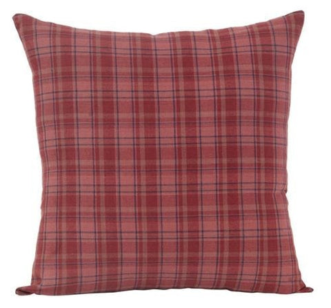 Millsboro Fabric Toss Pillow - Retro Barn Country Linens