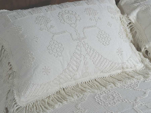 Martha Washington Standard Sham - Retro Barn Country Linens - 1