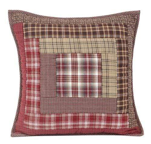 Tacoma Quilted Toss Pillow