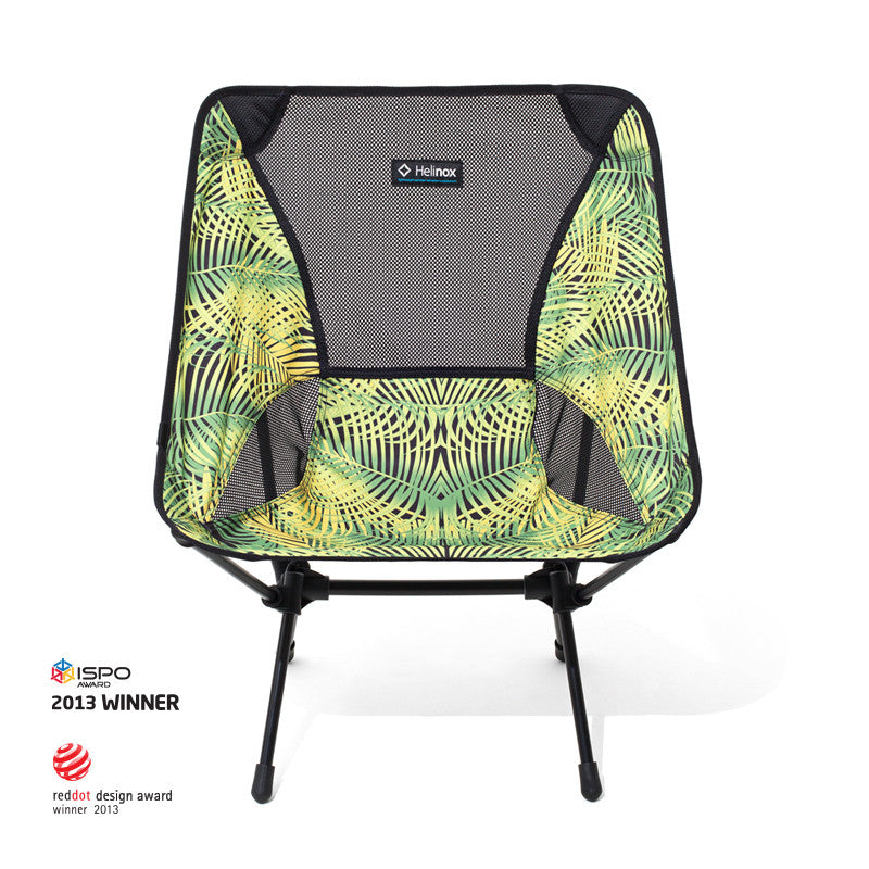 Chair One / Palm Leaves
