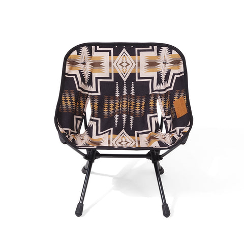 Chair Home Mini / Helinox x Pendleton Collaboration 2017 Harding Oxford Black
