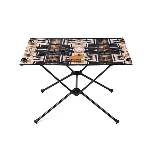 Table One Hard Top / Helinox x Pendleton Collaboration 2017 Harding Oxford Black