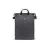 TERG All-Way Square Tote / Almost Black