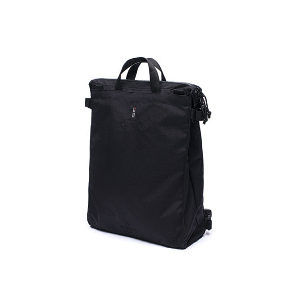 TERG All-Way Square Tote / Black