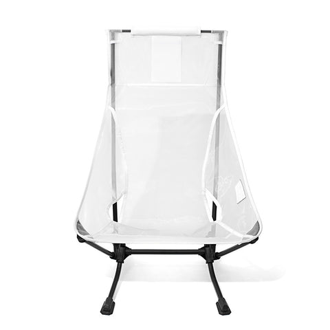 Beach Chair Home / White Mesh