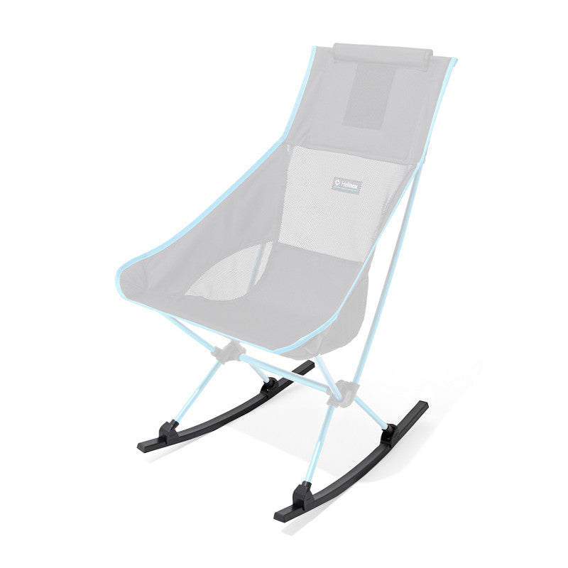 Chair Two Rocking Foot / Black