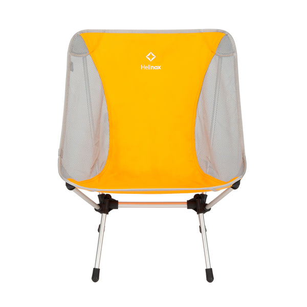 Chair Elite / Orange - Stacked logo