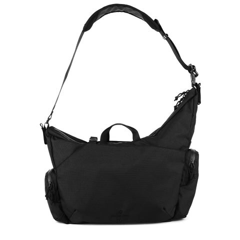 [New]Hobo Bag / Black Ballistic
