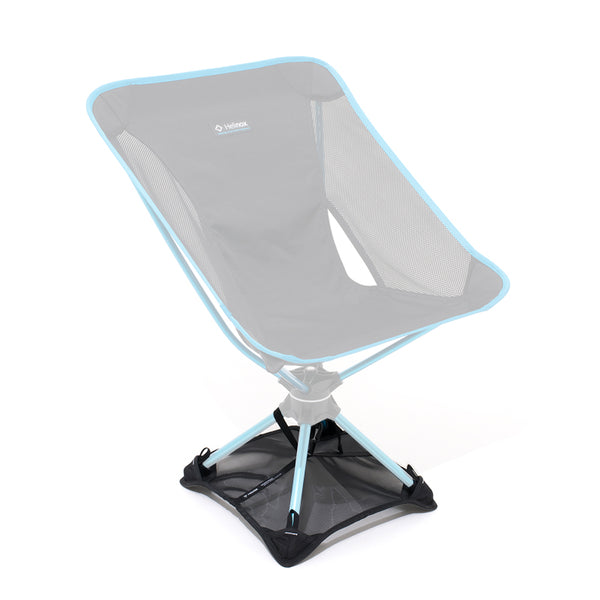 Ground sheet / Swivel chair