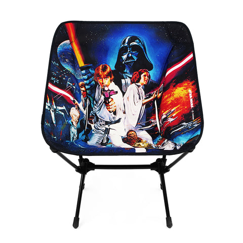 STARWARS x HELINOX │Chair One / Poster