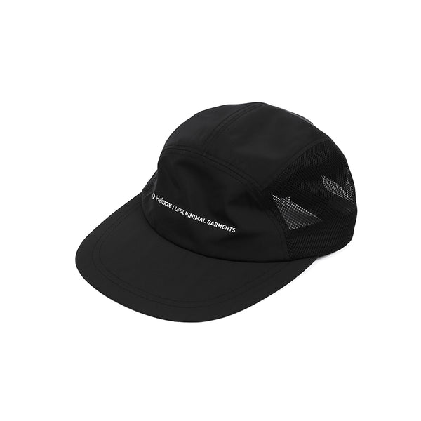 Helinox x Liful Camp Mesh Cap / Black