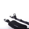 [New] Sholder Strap & Pouch / Black