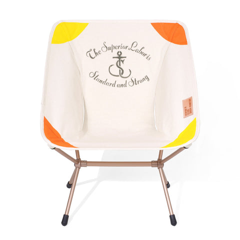Chair Home / Helinox x TSL Collaboration 2017 Yellow / Orange
