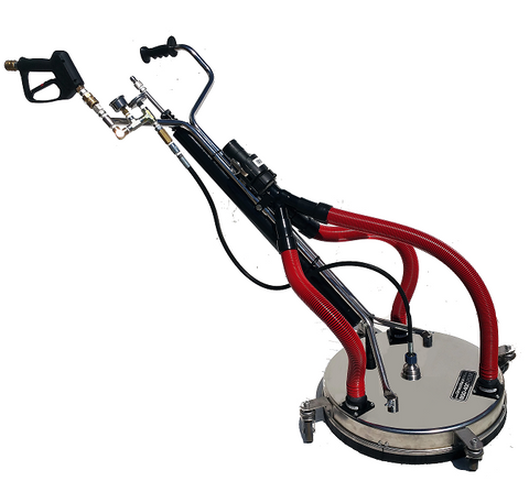 "21"" Vacuuming Surface Cleaner"