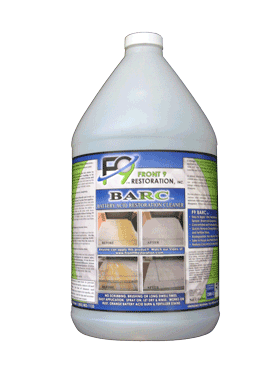 F9 BARC Rust Remover (1 gal)